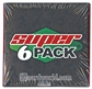 2014 Super Box Super 6-Pack Series 1 Baseball Hobby Box