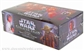 Star Wars Galactic Files Hobby 12-Box Case (Topps 2012)