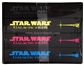 Star Wars Galactic Files Deluxe 1/1 Printing Plates + Update set (2012 Topps)