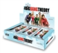 The Big Bang Theory Seasons 3 & 4 Trading Cards 12-Box Case (Cryptozoic 2013)