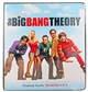 The Big Bang Theory Seasons 3 & 4 Trading Cards Binder (Cryptozoic 2013)
