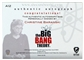 The Big Bang Theory Christine Baranski as Beverly Hofstadter Autograph Card