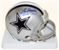 Tony Dorsett Autographed Dallas Cowboys Mini Helmet