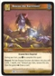 WoW Dark Portal Single Rescue the Survivors! (TDP-297) NM/MT