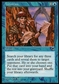 Magic the Gathering Tempest Single Intuition - MODERATE PLAY (MP)