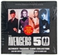 The Avengers Ultimate 50th Anniversary Trading Card Box (Breygent 2012)