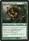 Magic the Gathering Mirrodin Besieged Single Thrun, the Last Troll - SLIGHT PLAY (SP)
