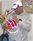 Thurman Thomas Autographed Buffalo Bills Full Size Replica Football Helmet
