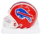 Thurman Thomas Autographed Buffalo Bills Football Mini-Helmet