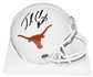 Jamaal Charles Autographed University of Texas Mini Helmet (Schwartz)