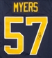 Tyler Myers Autographed Buffalo Sabres Blue Hockey Jersey