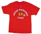 Chicago Blackhawks Reebok Red Toews #19 T-Shirt (Size Adult X-Large)