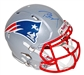 Tom Brady Autographed New England Patriots On-Field Proline Full Size Helmet (Tristar)