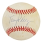 Tony Perez Autographed Official MLB Baseball (Mounted Memories)