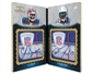 2010 Topps Five Star Football Hobby 3-Box (Tin) Case