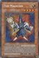 Yu-Gi-Oh Duelist Genesis Single Toy Magician Secret Rare