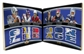 2010 Topps Triple Threads Football Hobby 9-Box Case