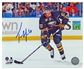 Tyler Myers Autographed Buffalo Sabres Skating 8x10 Hockey Photo