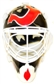 2001/02 Upper Deck Mask Collection Martin Brodeur Devils Mini Mask