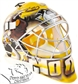 2001/02 Upper Deck Mask Collection Johan Hedberg Penguins Mini Mask