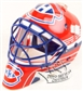 2001/02 Upper Deck Mask Collection Patrick Roy Canadiens Mini Mask