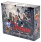 Marvel Avengers: Age of Ultron Trading Cards Hobby 12-Box Case (Upper Deck 2015)