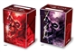 Ultra Pro Red and Purple Skull Deck Box by Brom (60 Count Case)
