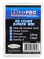 Ultra Pro 25 Count Plastic 2-Piece Storage Box (400 Count Case)