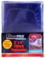 Ultra Pro 3x4 Super Thick 100pt. Toploaders (25 Count Pack)