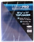 Ultra Pro 8 1/2x11 Toploaders (25 Count Pack)