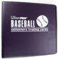 "Ultra Pro 3"" Black Baseball Card Collectors Album (12 Count Case)"