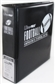 "Ultra Pro 3"" Black Football Card Collectors Album (12 Count Case)"