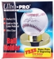 Ultra Pro Gold Base Baseball Holder