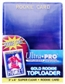 Ultra Pro 3x4 Rookie Card Gold Toploaders 25 Count Pack