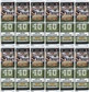 2011 Panini Gridiron Gear Football Rack 12-Pack Lot