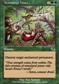 Magic the Gathering Judgment Single Venomous Vines FOIL