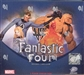 Vs System Marvel Fantastic Four Starter Deck Box