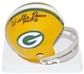 Willie Davis Autographed Green Bay Packers Mini Helmet