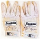 Rickie Weeks Autographed Game Worn Batting Glove Set