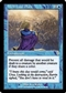 Magic the Gathering Invasion Single Well-Laid Plans FOIL