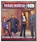 Warehouse 13 Season Four Premium Pack Trading Cards (Rittenhouse 2013)