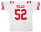 Patrick Willis Autographed San Francisco 49ers Jersey (AAA COA)
