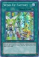 Yu-Gi-Oh Generation Force Single Wind-Up Factory Super Rare