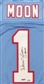 Warren Moon Autographed Houston Oilers Mitchell & Ness Throwback Stat Jersey  #/12