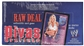 Comic Images WWE Raw Deal Divas Overload Wrestling Starter Box