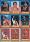 1987 Topps WWF Wrestling Complete Set of 75 + 22 Stickers