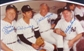 New York Yankees Signed & Framed 11x14 w/Mantle, DiMaggio, Martin, & Ford
