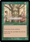 Magic the Gathering Urza's Legacy Single Yavimaya Scion Foil