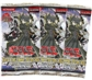 Upper Deck Yu-Gi-Oh GX Duelist Chazz Princeton Booster Pack (Lot of 3)