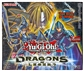 Konami Yu-Gi-Oh Dragons of Legend 1st Edition Booster Box